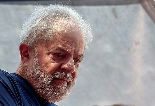 El ex mandatario Lula da Silva cumple pena desde abril de 2018 en el ámbito de la Operación Lava Jato