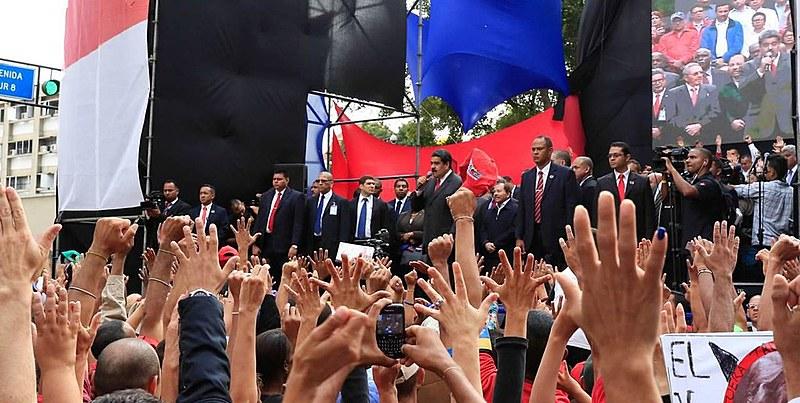 Presidente da Alba repudia a proibição da Venezuela participar da Cúpula da Américas, em abril, no Perú