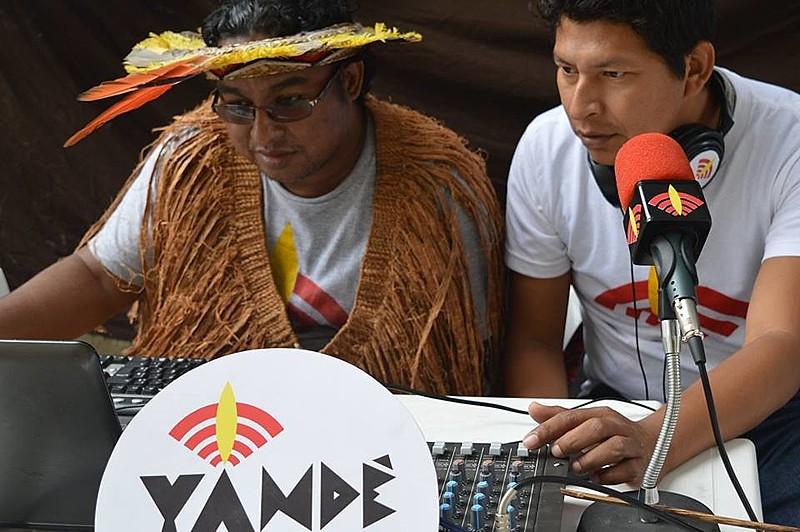 A Rádio Yandê é a primeira iniciativa do tipo do Brasil