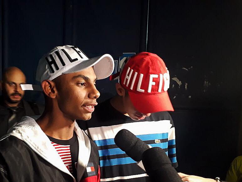 Ytalo Gabriel Carvalho, de 16 anos, e Arlailson da Silva, de 17 anos, foram soltos no início da noite desta quinta-feira (15)