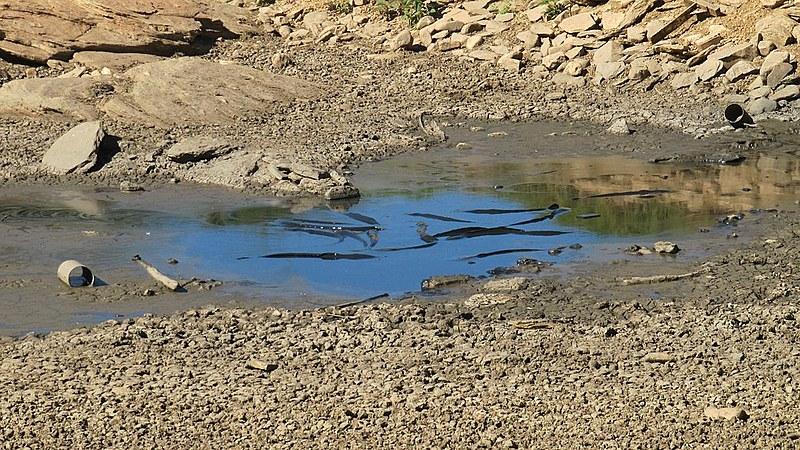 Nos países ricos, consomem-se cerca de 425 litros de água por pessoa por dia, em comparação com os 10 litros dos países pobres
