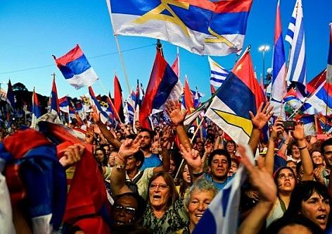Frente ampla espera chegar ao quarto mandato presidencial seguido