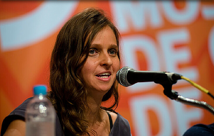 Amaranta Cesar é professora de Cinema e Audiovisual da Universidade Federal do Recôncavo da Bahia (UFRB)