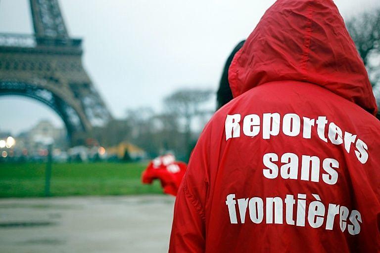 Nos últimos dez anos, 780 jornalistas morreram no exercício de suas funções, de acordo com o levantamento da Repórteres Sem Fronteiras