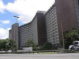 O prédio foi inaugurado em 1974