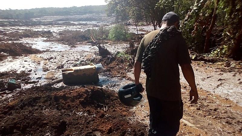 Rompimento da barragem em Brumadinho deixou rastro de destruição em localidades do entorno