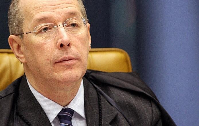 O ministro Celso de Mello é o decano da corte