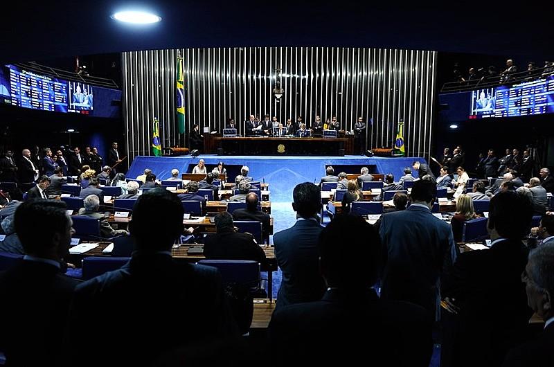 Com a aprovação do Senado, a Minirreforma Trabalhista segue para Jair Bolsonaro.