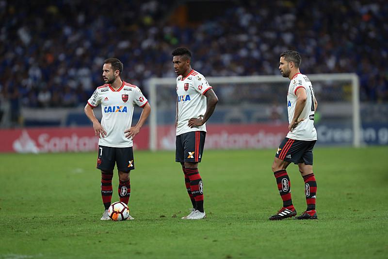 Flamengo lutou, mas não levou