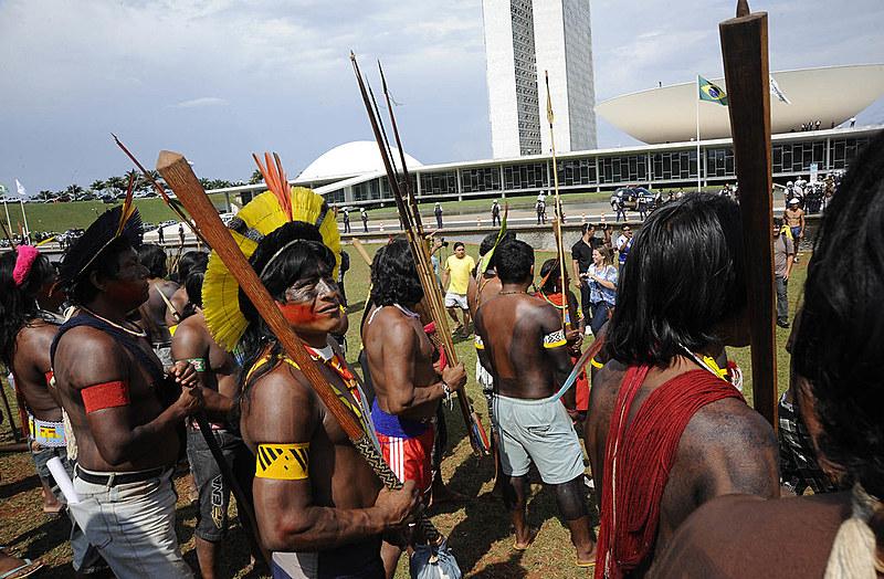 Tese do marco temporal desconsidera expulsões e outros tipos de violência cometidos contra indígenas