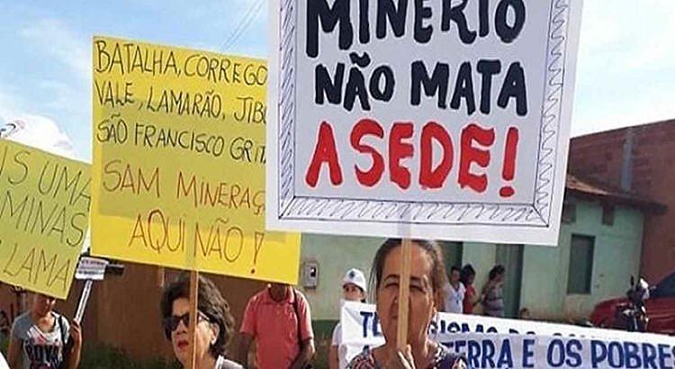 Empresa Sul Americana de Metais (SAM), de capital chinês, busca explorar o minério de ferro no Norte de Minas