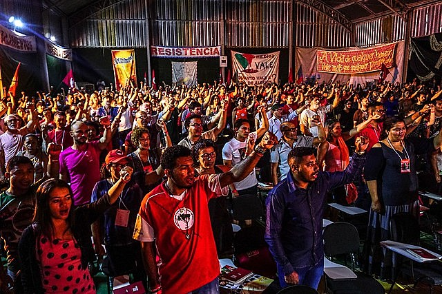 National board of the Landless Workers' Movement released the letter after a meeting held in the city of Sarzedo, Minas Gerais