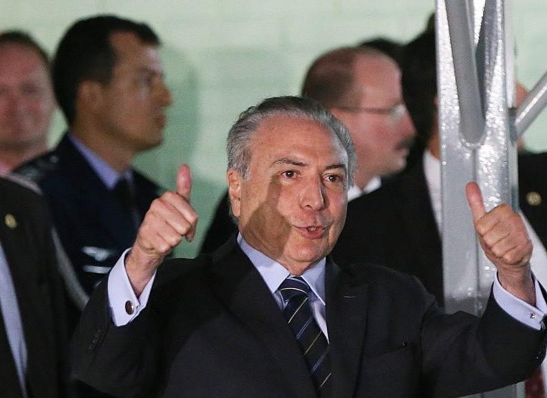O ex-presidente é acusado de peculato, corrupção e lavagem de dinheiro no caso da Eletronuclear