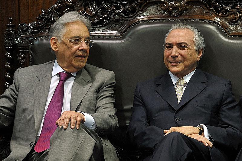 Golpista entreguista Michel Temer acabou de anunciar a privatização da Eletrobrás, algo que FHC não conseguiu realizar em dois mandatos