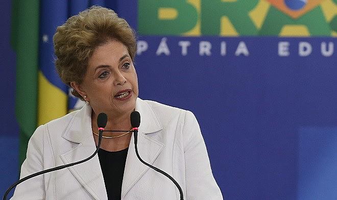Segundo Dilma Rouseff, quebra da democracia seria grave, pois resultaria na perda de direitos conquistados