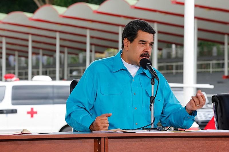 Maduro anunciou o aumento do salário mínimo em 30%