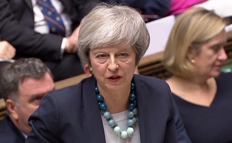 Prazo foi prolongado a pedido da primeira-ministra britânica, Theresa May