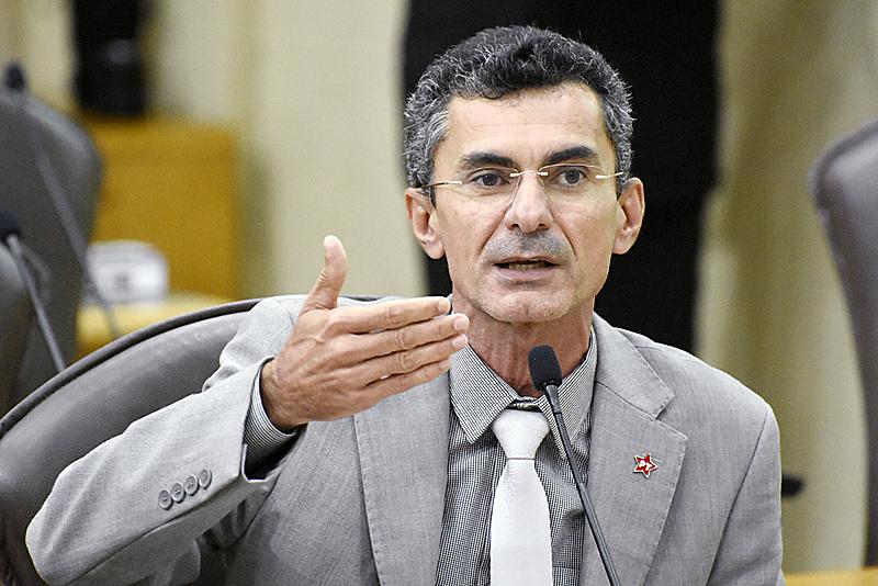 Francisco é deputado estadual do RN pelo Partido dos Trabalhadores