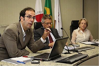 Rubens Goyatá Campante es técnico judicial - Tribunal Regional de Trabajo de la 3ª Región