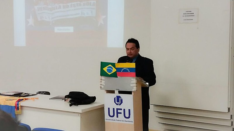 Gerardo Maldonado fala sobre a situação política da Venezuela e como os movimentos populares brasileiros têm apoiado a resistência do país