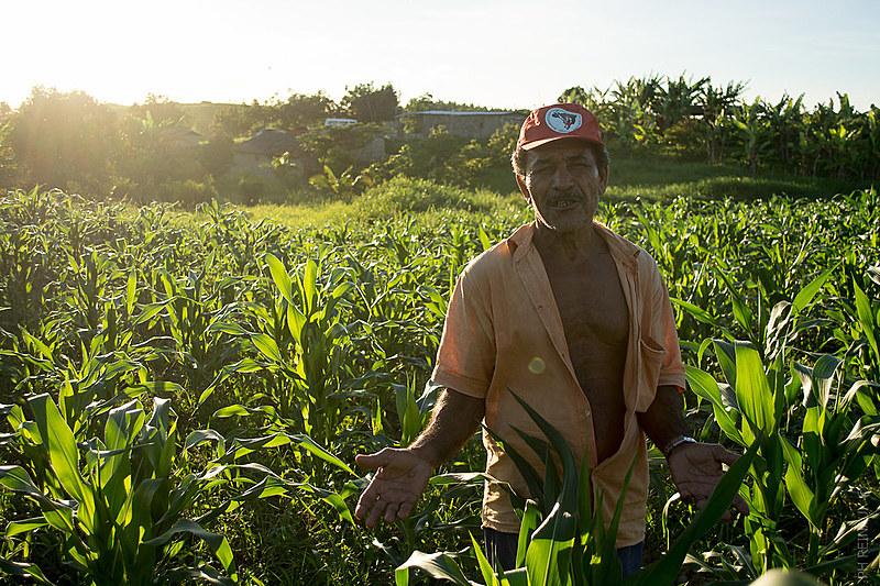 No Recife, a exposição integrou a programação da V Jornada Universitária em Defesa da Reforma Agrária Popular