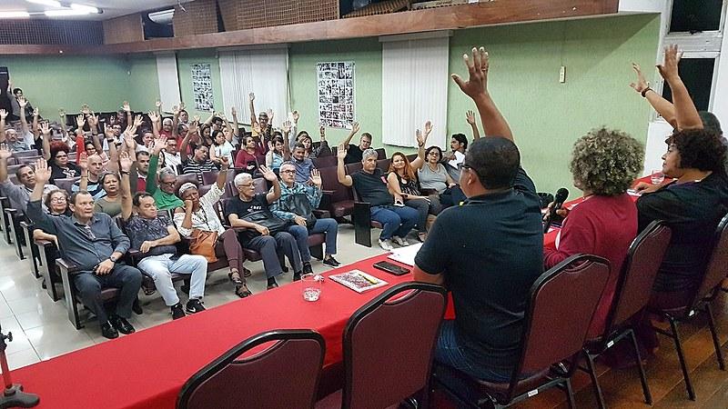 Evento tem a finalidade de debater as propostas das entidades sindicais filiadas que serão apresentadas ao 13º Congresso Estadual da CUT