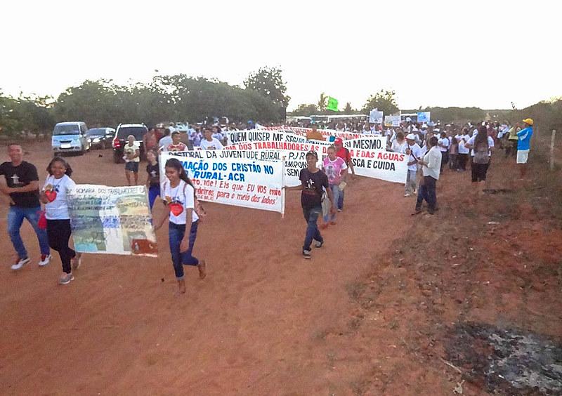 Celebração terá início no Assentamento Chico Mendes 1, a partir das 17h