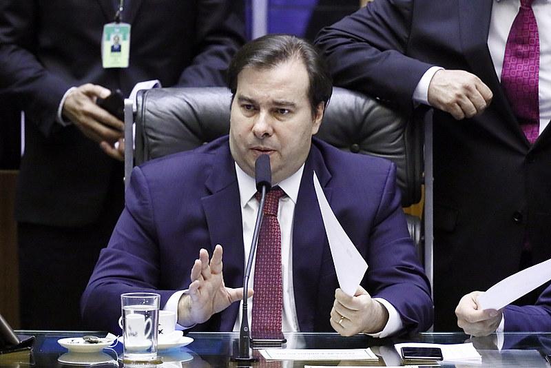 Presidente da Câmara, Rodrigo Maia (DEM-RJ), é principal interlocutor do PL na Casa