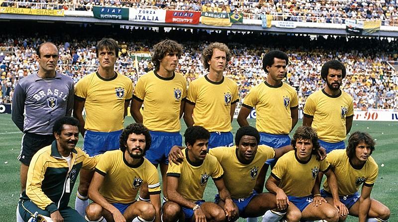 A geração fabulosa de 1982 merecia muito mais que o título de campeões do mundo
