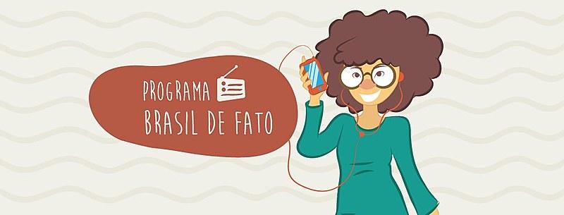 Programa Brasil de Fato vai ao ar aos sábados às 7h em Recife e às 12h20 em São Paulo