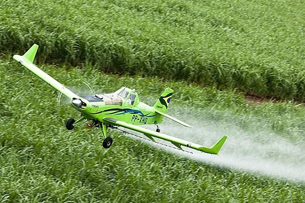 Pulverização aérea de pesticidas foi proibida no Ceará em janeiro do ano passado, quando entrou em vigor a Lei nº 16.820/2019