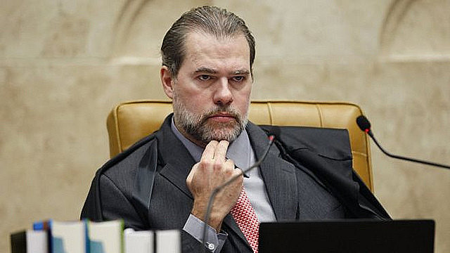 Justice Dias Toffoli struck down a colleague's ruling, leading to impasse in Brazil's Supreme Court