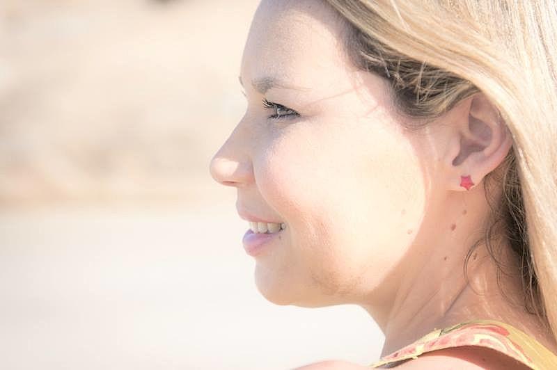 Luana Pardellas é transplantada há seis anos
