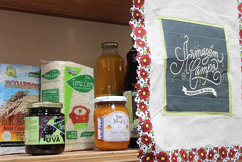 Além da comercialização de produtos da reforma agrária, o Armazém do Campo RJ contará também com atividades culturais