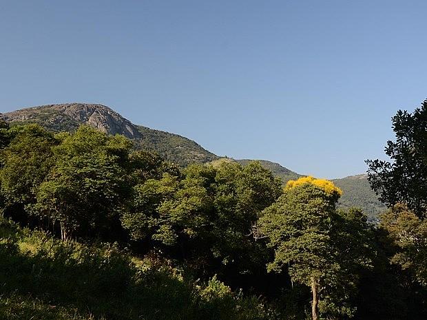 Por ser uma região vulcânica, a área também abriga a nascente de diversos rios e afluentes