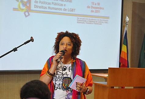 Conscurso leva o nome de Marylycia Mesquita, assistente social, que faleceu em 2017 e foi uma defensora dos Direitos LGBTs no estado