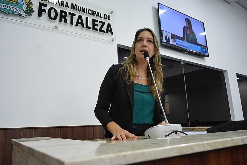 A vereadora já teve seu ingresso deferido e já faz parte dos quadros do PT