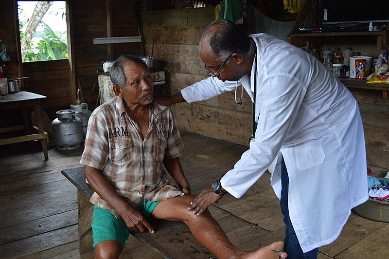 Várias regiões indígenas do país ficarão sem atendimento médico após saída de profissionais cubanos