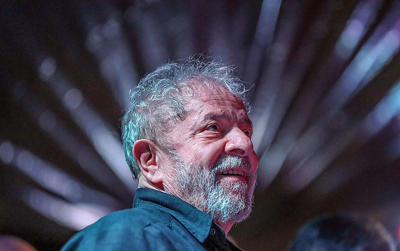 Ex-presidente está preso em Curitiba desde o dia 7 de abril