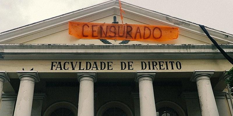 Universidades sofreram intervenções policiais autorizadas pela Justiça Eleitoral