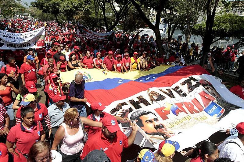 A direita vê a Constituinte como uma chance de retomada da energia revolucionária e de reafirmação da legitimidade do projeto bolivariano