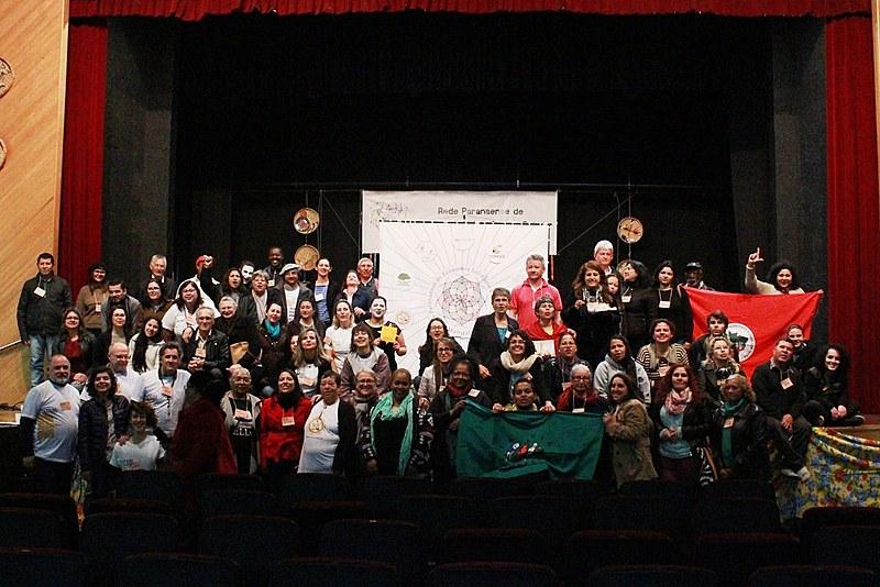 Grupo se reúne para lançamento da Rede Paranaense de Economia Solidária na terça-feira (11)
