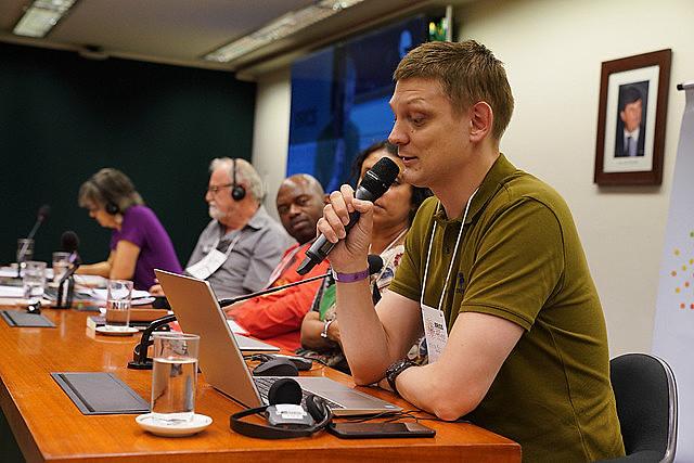 """Aleksandr Mironov: """"Mientras exista el capitalismo, el fascismo reaparecerá"""""""