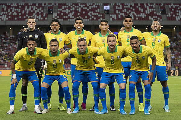 Desde o fim da Copa do Mundo na Rússia, em 2018, a Seleção Brasileira já realizou 14 amistosos, apenas 2 no Brasil