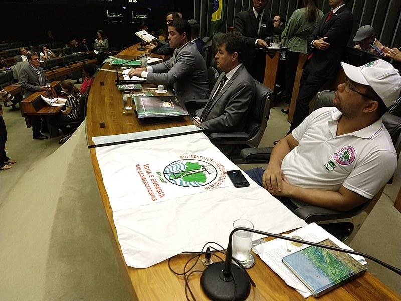 Plenário da Câmara dos Deputados durante comissão geral sobre rompimento da barragem da Vale em Brumadinho, nesta quarta-feira (13)