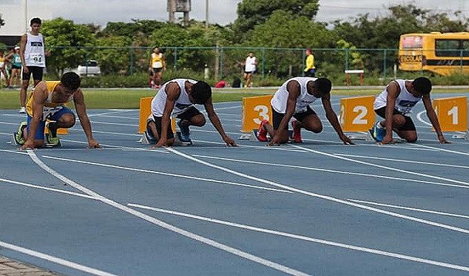 Campeonato foi disputado no Estádio do Centro de Treinamento de Alto Rendimento da UFRN, em Natal