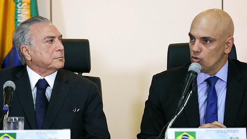 Indicação de Moraes para o STF é realmente uma afronta ao mundo jurídico