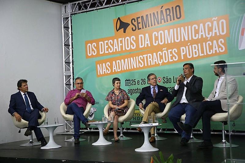 Esta é a terceira edição do seminário, que também aconteceu em 2017 e em 2018