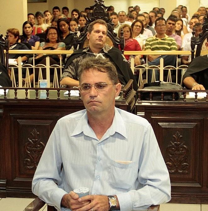 A missionária foi morta com seis tiros no quintal de casa a mando de Regivaldo