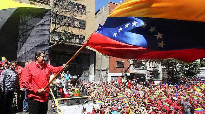 Na Venezuela, existe um povo heroico, que mesmo diante das adversidades tem conseguido resistir, há 20 anos.